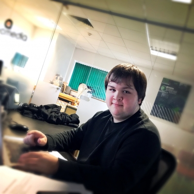 Tommy - Apprentice - Developer