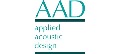 Applied Acoustic Design (AAD), Staines-upon-Thames Logo