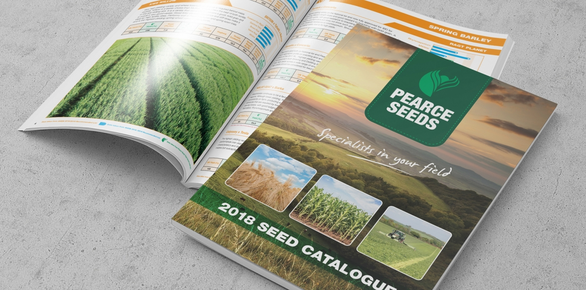 Pearce Seeds Product Catalogue