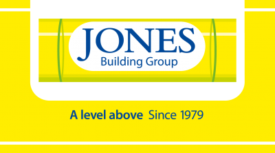 Jones Building Group, Yeovil, Somerset Logo