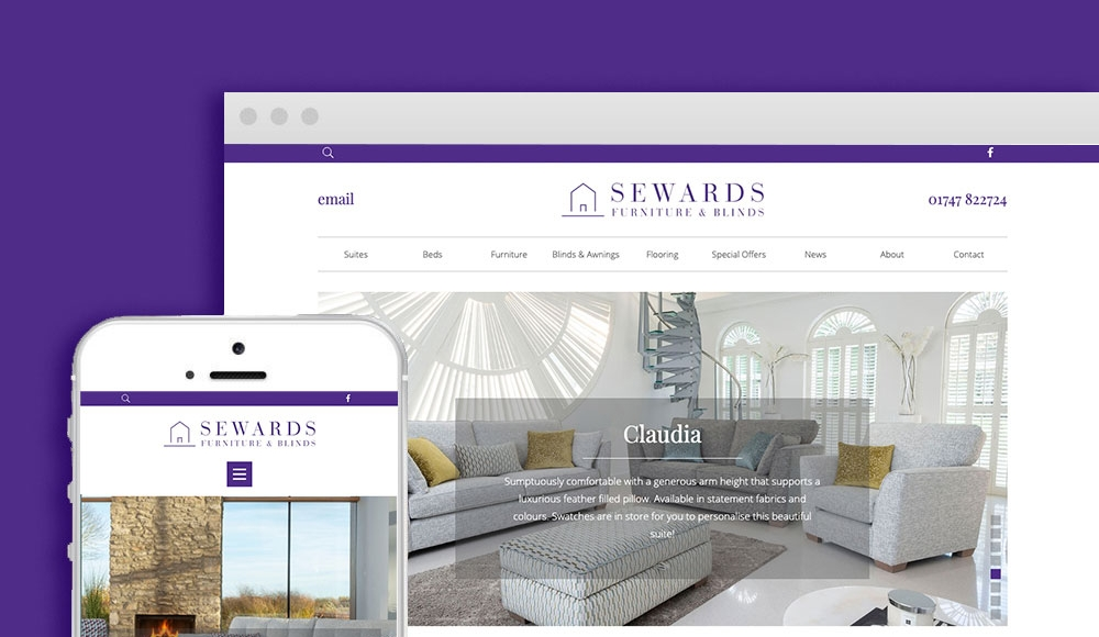 Seward Blinds - Gillingham New Furniture Website